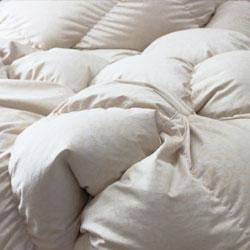 寝具を提供